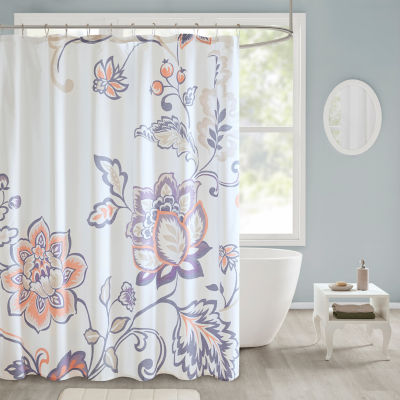 510 Design Gratia Printed Shower Curtain