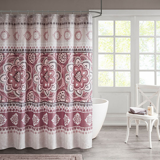 510 Design Kori Printed Shower Curtain