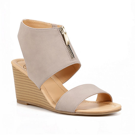 Dolce By Mojo Moxy Womens Aly Wedge Sandals