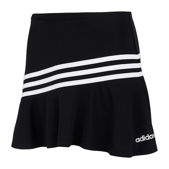 adidas Big Girls Mid Rise Scooter Skirt