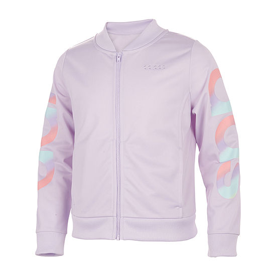 adidas - Big Kid Girls Midweight Bomber Jacket