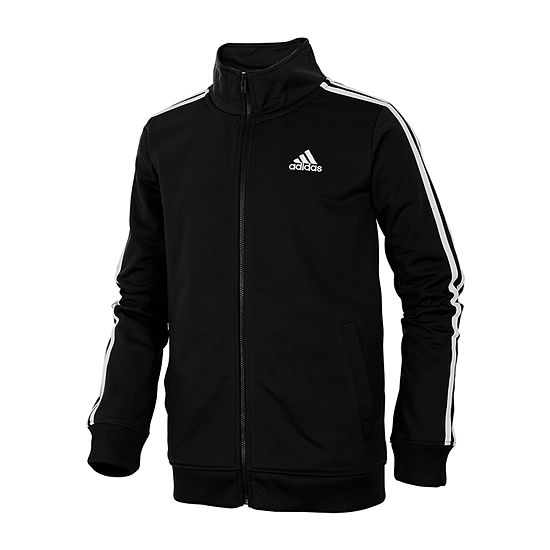 adidas Little Boys Lightweight Track Jacket