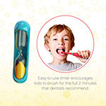 Brusheez Kid's Electric Toothbrush Set - Pepper the Dinosaur