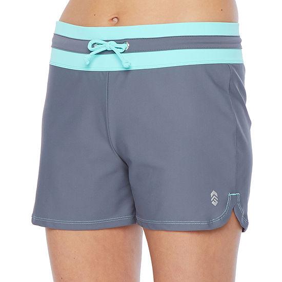 Free Country Swim Shorts Swimsuit Bottom