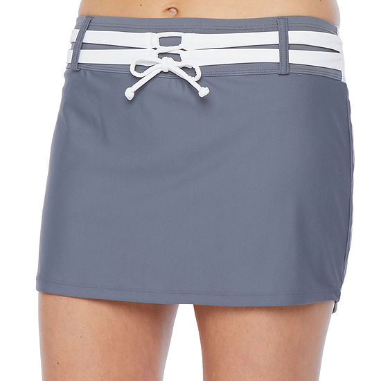 Free Country Swim Skirt Swimsuit Bottom