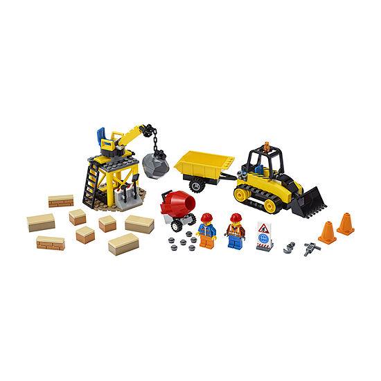Lego City Great Vehicles Construction Bulldozer 60252