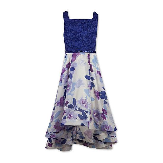 Speechless Big Girls Sleeveless Fit & Flare Dress