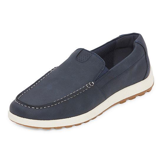 St. John's Bay Mens Abita Boat Shoes