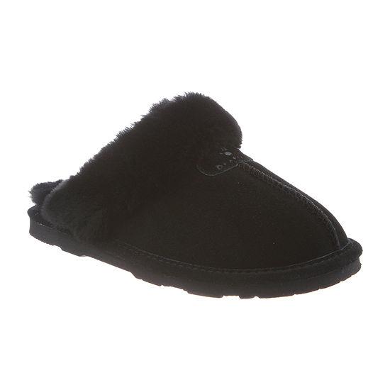 Bearpaw Indoor Outdoor Womens Slip-On Slippers