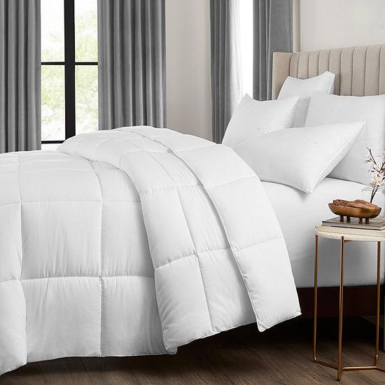 Fieldcrest Luxury All Seasons Warmth Down Alternative Comforter