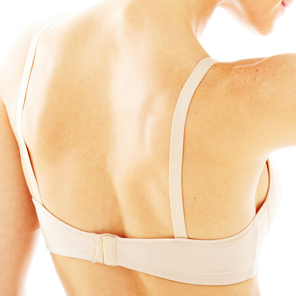 Leading Lady® Lace-Trim Wireless Nursing Bra