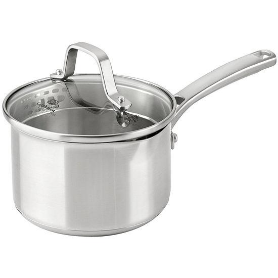 Calphalon® Classic 1½-qt. Stainless Steel Saucepan