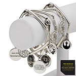 Star Wars® Stainless Steel Rey Stretchable Bracelet