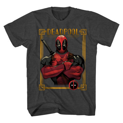 Marvel Deadpool Short-Sleeve T-Shirt