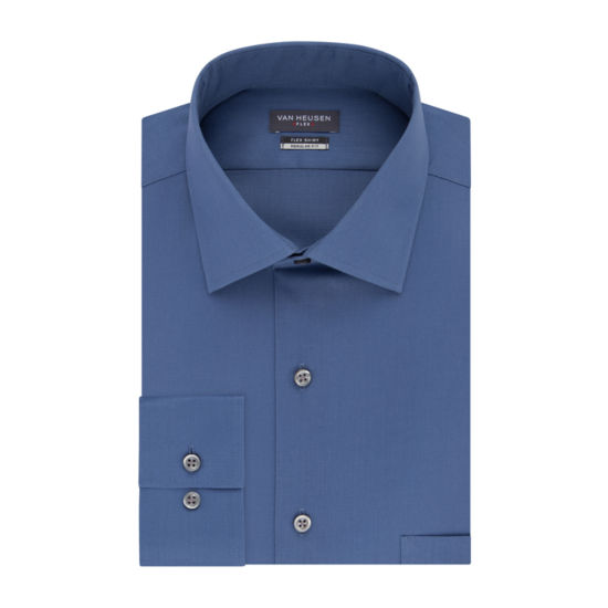 Van Heusen® Flex Collar Dress Long Sleeve Shirt - Big & Tall