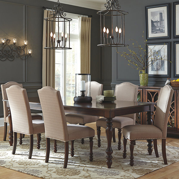 Signature Design by Ashley® Merrimack 7-Piece Dining