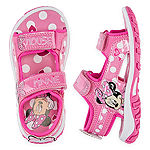 Disney Minnie Girls Flat Sandals - Toddler