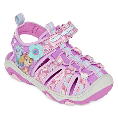 Nickelodeon Paw Patrol Girls Flat Sandals - Toddler
