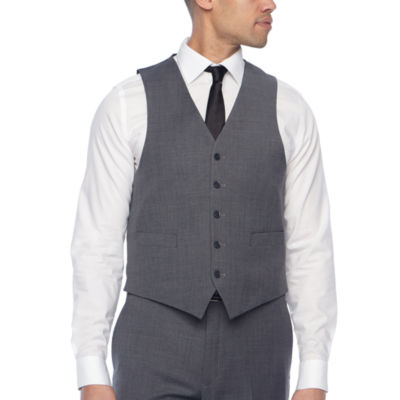 Collection by Michael Strahan  Mens Stretch Classic Fit Suit Vest