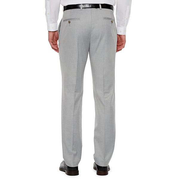JF J.Ferrar Super Slim Fit Suit Pants - Slim