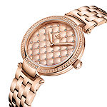 JBW 18K Rose Gold Over Stainless Steel 1/5 CT. TW. Genuine Diamond Bracelet Watch-J6356a