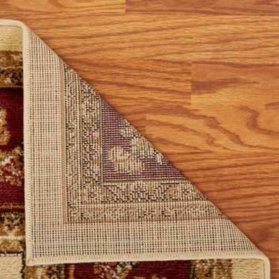 Grace Traditional Jacobean Rectangular Rug