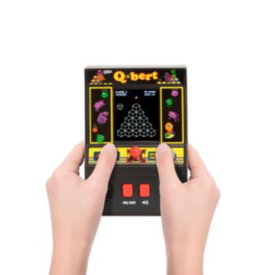 Qbert Electronic Handheld Retro Game