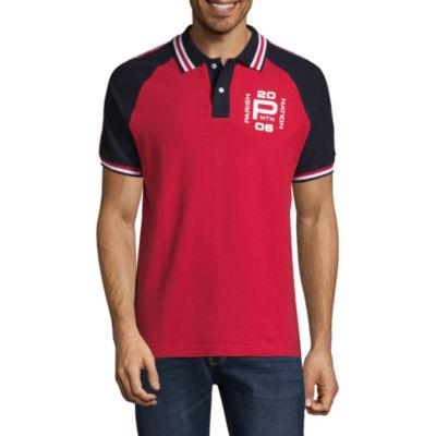 Parish Short Sleeve Polo Shirt
