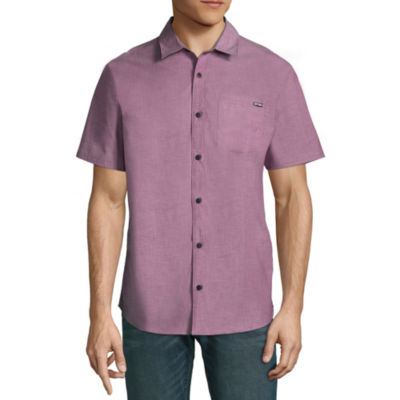 Zoo York Short Sleeve Button-Front Shirt