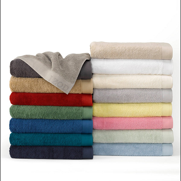 IZOD® Classic Bath Towel Collection - JCPenney