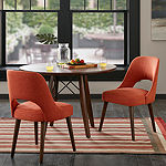 INK + IVY Nola Set of 2 Dining Chairs