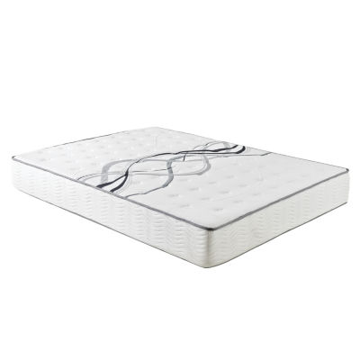 """Dream Innovations Contour Cloud Deluxe 10"""" Medium Firm Hybrid Mattress with Cooling Air Flow Gel™"""