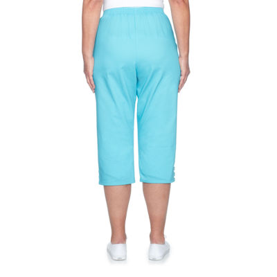 Alfred Dunner Turks And Caicos Capris