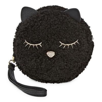 City Streets Cat Wristlet