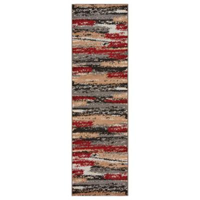 Infinity Modern Stripes Rectangular Rug