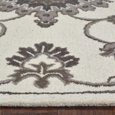 Integrity Traditional Jacobean Rectangular Rug