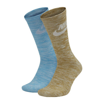 Nike Men's 2 Pair Sportswear Advance Crew Socks - Extended Sizes