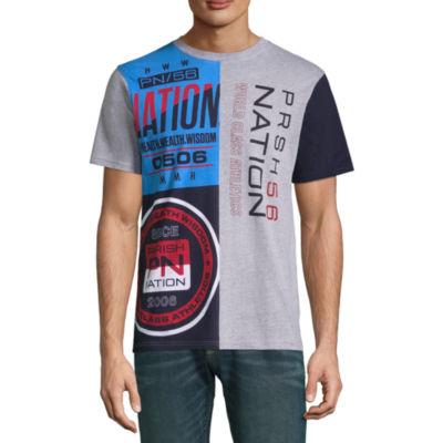 Parish Short Sleeve Crew Neck T-Shirt