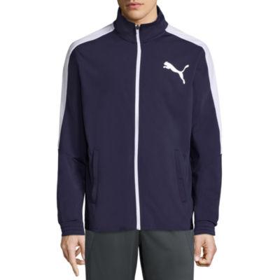 Puma Contrast Track Jacket