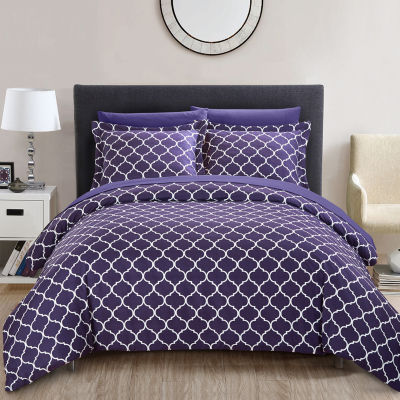 Chic Home Brooklyn Duvet Set