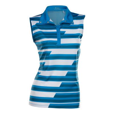 Nancy Lopez Golf Gear Sleeveless Polo