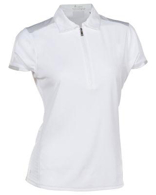 Nancy Lopez Golf Wicked Short Sleeve Plus Polo