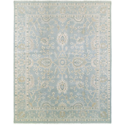 Kareena Traditional Jacobean Rectangular Rug