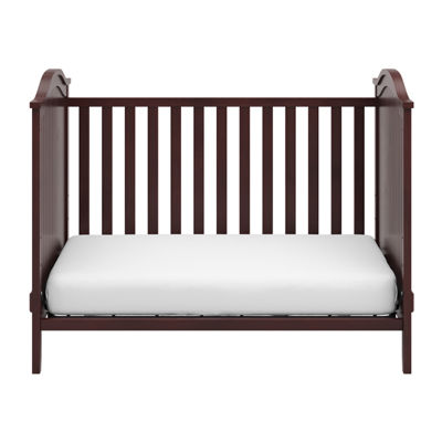 Storkcraft Monterey 3 in 1 Convertible Crib- Espresso