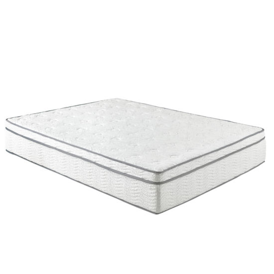 "Dream Innovations Contour Cloud Deluxe 13"" Plush Top Hybrid Mattress with Cooling Air Flow Gel™"