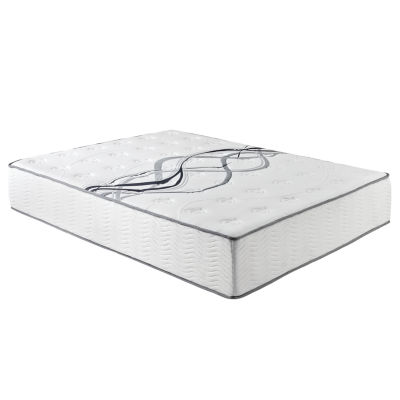 """Dream Innovations Contour Cloud Deluxe 13"""" Firm Hybrid Mattress with Cooling Air Flow Gel™"""