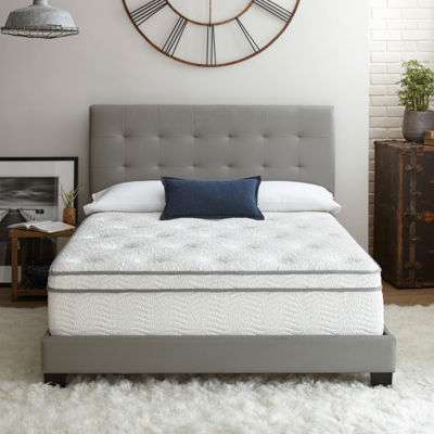 "Dream Innovations Contour Cloud Deluxe 14"" Plush Top Mattress with Cooling Air Flow Gel™"