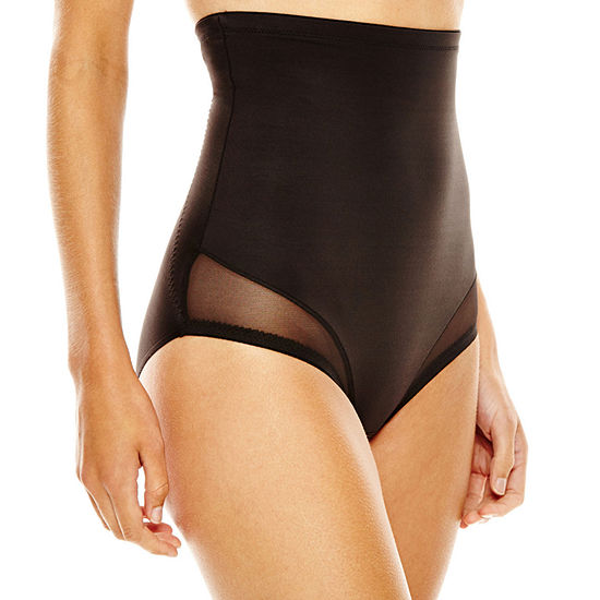 Underscore Innovative Edge® Sheer High-Waist Control Briefs 129-3534