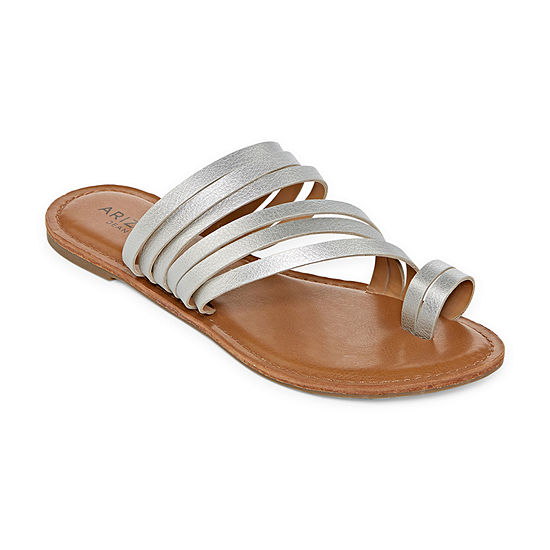 Arizona Womens Tokyo Flat Sandals