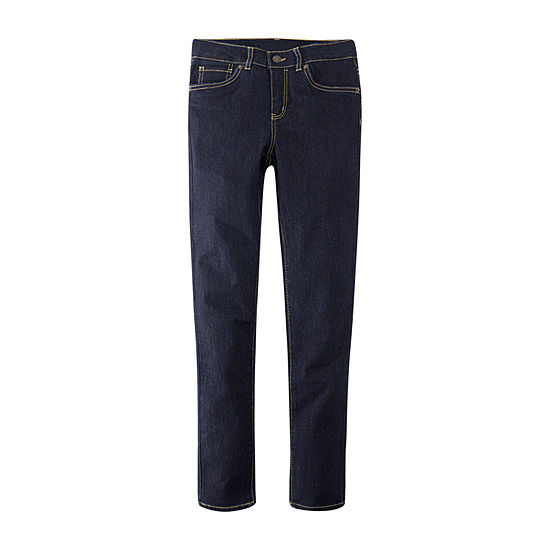 Levi's Girls High Waisted 721 Skinny Fit Jean Big Kid
